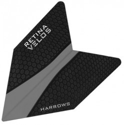 HARROWS Velos Retina Flights schwarz 100