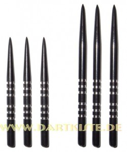 Winmau Re-Grooved Steeltip Dart Points
