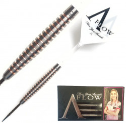 Dynasty BL Fallon Sherrock 3 Pink Gold Steel-Darts 24,3 gr.
