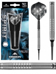 Mission Spirit - Soft Tip Darts 22 gr.