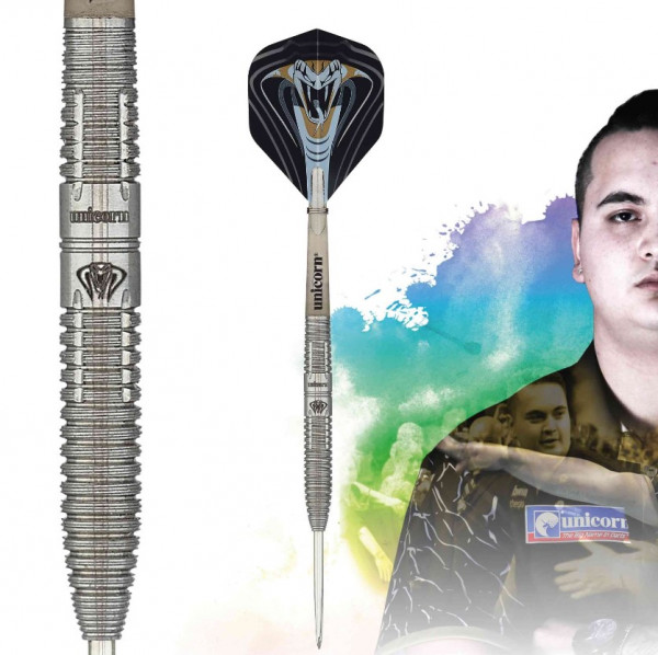 Unicorn Maestro Jeffrey de Zwaan Steel Darts